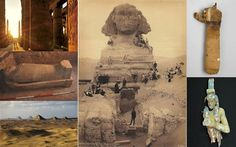 Ancient Egypt this week: Mummifying millions, 26th Dynasty Tombs, Sun Temples of Abusir, Karnak, and the Sphinx