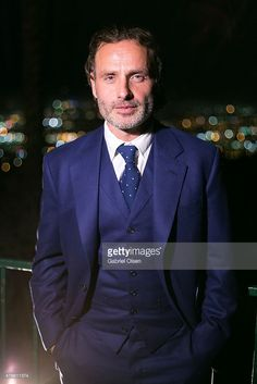 Andrew Lincoln...flawless