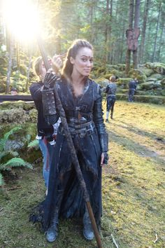 "The 100 BTS 3x03 ""Ye Who Enter Here"""