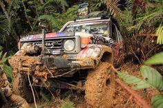 Toyota likes to get muddy.