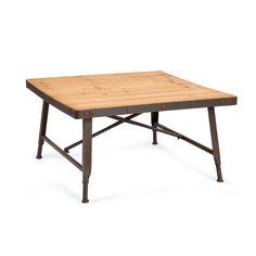 Industrial Size Table   dotandbo.com