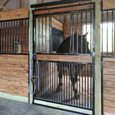 Oxford Horse Stall F