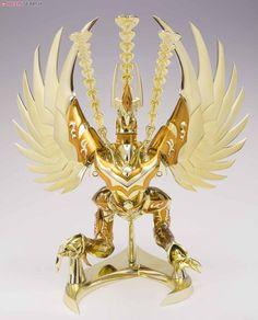 Saint Cloth Myth Phoenix Ikki God Cloth  -10th Anniversary Edition- (PVC Figure) Item picture5