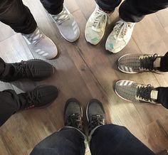 Good to see everyone got the memo.... #adidas #adidasoriginals #threestripes #3stripes #boost #ultraboost #pureboost #yeezy #primeknit #mensfashion #menswear #mensstyle #philipbrownemenswear