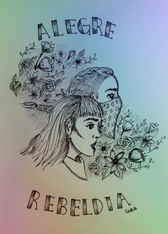Se felíz mujer, eres bella♡ Crust Punk, Grafiti, Feminist Quotes, Suffragette, Girls Rules, Pearl Jam, Power Girl, Fashion Quotes, Real Women