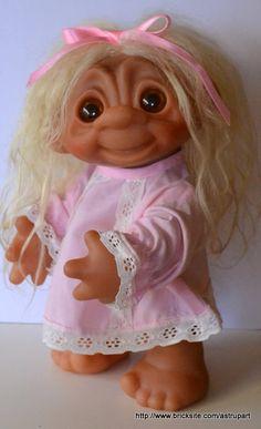 cute girl troll