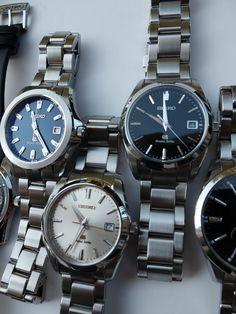 Grand Seiko rocks Watch Companies, Watch Brands, Popular Watches, Watches For Men, Fender Guitars, Seiko Watches, Luxury Watches, Casio, Omega Watch