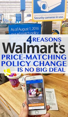 4 Reasons Walmart's Price-Matching Policy Change Is No Big Deal