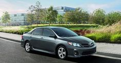 The Toyota Corolla is a compact sedan, well-known for being reliable and economical, yet refined and comfortable. My Dream Car, Dream Cars, Used Toyota Corolla, Toyota Dealers, Toyota Cars, Auto Toyota, Chrysler Pacifica, Murphy Bed Plans, 2013 Honda
