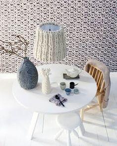knitted granny lamp #vtwonen