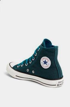Converse Chuck Taylor® All Star® High Top Sneaker Converse Sneakers, Sneakers Fashion, Fashion Shoes, High Top Sneakers, Converse High, Men Sneakers, Vans, Converse Chuck Taylor All Star, Chuck Taylor Sneakers