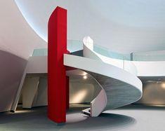 Centro Cultural Principado de Astúrias / Oscar Niemeyer (6)