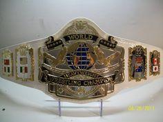 WWF World Heavyweight Championship (White strap)