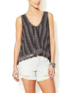 Flutter Fly Top by Free People at Gilt