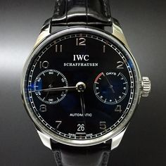 IWC Portuguese Power Reserve 7 Days