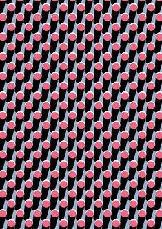 pinterest.com/fra411 #pattern - by Eley Kishimoto