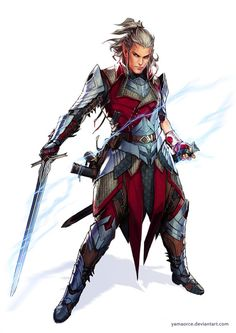 m Elf Fighter