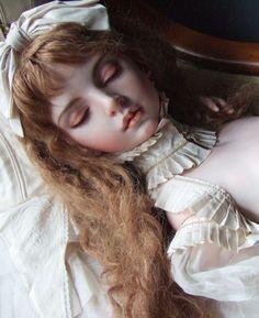 koitsukihime doll : ただ唯一の魂として「Das Seele Ⅰ(2004), Gabriel head sculpt.