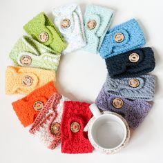 Cotton Crochet Mug Cozy