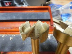 Use a forstner bit the same size as the dowlel you are using,  to make yourself a center finding jig for all your dowels.......D.