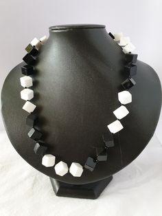 Plastic Jewelry, Black And White, Vintage, Collection, Black N White, Black White, Vintage Comics