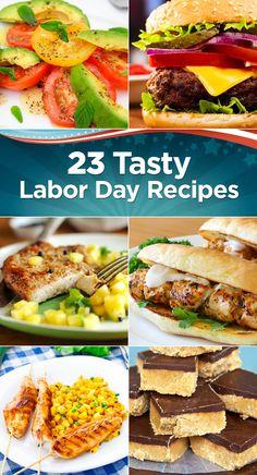 23 Tasty Labor Day Recipes