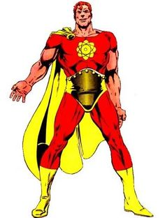 Hyperion is a character created by Marvel Comics to be a imitation of Superman for their story Squadron Supreme. There were NOT subtle about it, he comes from another world and is the last of a race of alien beings with superpowers.
