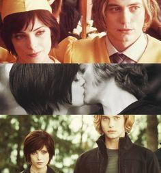 Alice and Jasper - Eclipse - By fanpop.com