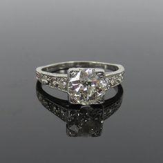 Antique 1.24ct European Cut Diamond Hand by N47thDiamondDistrict