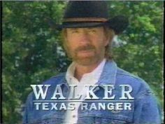 Walker - Texas Ranger Theme Song. this makes me laugh every time.