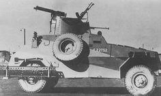 Marmon Herrington Mk II Armoured Car