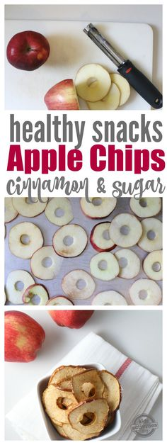 Kids Snacks: Apple C