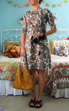 simplicity 3835, with mods by mmmcrafts, via Flickr