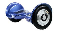 Deskorolka elektryczna Skymaster Wheel 10.0 Niebieski