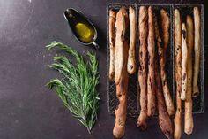 Talianske tyčinky - Grissini - Recept pre každého kuchára, množstvo receptov pre pečenie a varenie. Recepty pre chutný život. Slovenské jedlá a medzinárodná kuchyňa