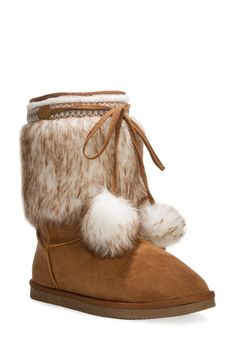 Keep warm this fall/winter in cozy and comfortable boots.