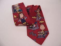 FREE SHIPPING Vintage 90's Peanuts Character by ChondashersApparel