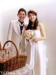 4月に埼玉のゲストハウスで挙式ご披露宴の新婦さんより、お写真をいただきましたので、ご紹介いたします。だいぶ前に掲載許可いただいていたのに、ご紹介遅くなって...