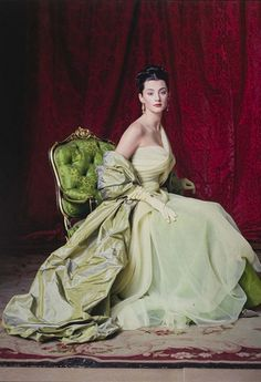 ♥ Romance of the Maiden ♥ couture gowns worthy of a fairytale - David Seidner