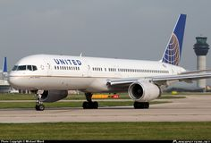 N14106 United Airlines Boeing 757-224(WL)