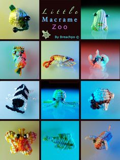 Poco Zoo Macrame por Breach90