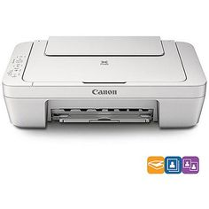 Canon PIXMA MG2520 Inkjet All-in-One Printer $27 http://sylsdeals.com/canon-pixma-mg2520-inkjet-all-in-one-printer-27/
