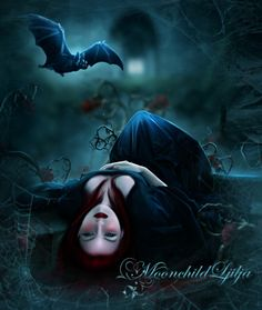 Dusk and Thorn of Roses by moonchild-ljilja.deviantart.com on @deviantART
