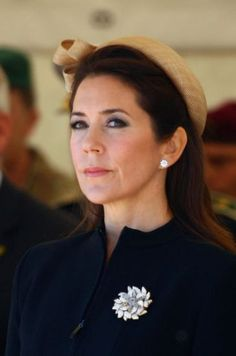 Crown Princess Mary, September 5, 2016 in Susanne Juul | Royal Hats
