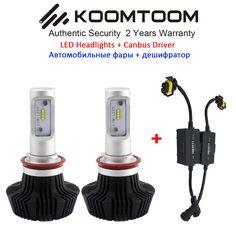 k7s led canbus decoder error free car headlight h8 h11 led bulb 9005 9006 9004 9007