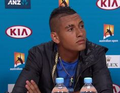 Nick Kyrgios: A rude teen or face of the future?