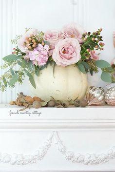 Create a beautiful pumpkin bouquet centerpiece in 5 easy steps, little pumpkin theme Pumpkin Bouquet, Pumpkin Flower, Baby In Pumpkin, Pink Pumpkin Party, Pumpkin Pumpkin, Pink Pumpkins, Fall Pumpkins, Carving Pumpkins, White Pumpkin Centerpieces