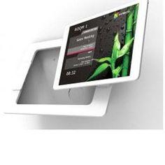 Capsule iPad Air Kiosk White