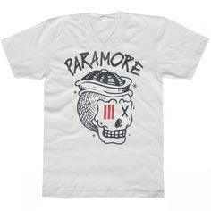 White Love Cartoon T-Shirt