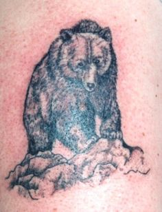 Cool Ink..... Bear Tattoos, Tatting, Ink, Cool Stuff, Image, Tattoo Ideas, Google, Bobbin Lace, India Ink